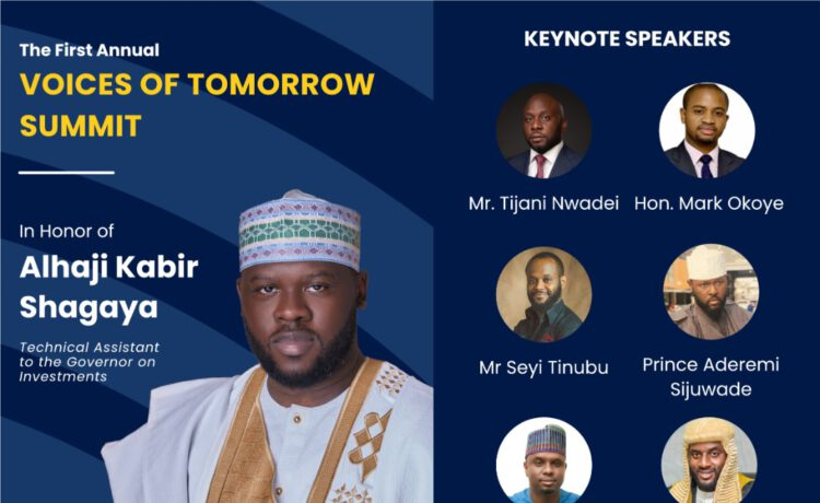 Kwara, Oyo Speakers, REA MD, others to attend Shagaya's summit on youth  leadership – The Informant247 News